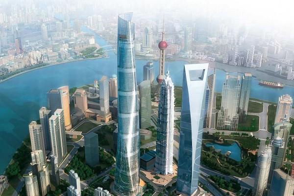 torre shangai