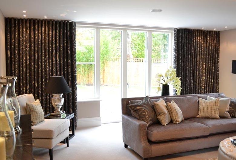 C mo elegir el color de cortina para cada sector de tu hogar noticias del sector inmobiliario - Como elegir cortinas ...