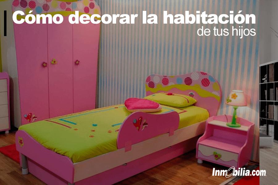 decorar la habitación de tus hijos
