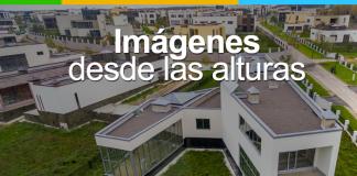 drones en el sector inmobiliario