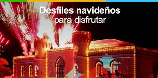 desfiles navideños de América Latina