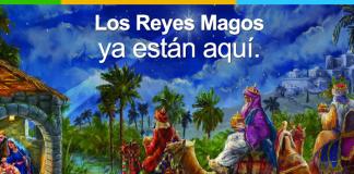 Reyes Magos en América Latina